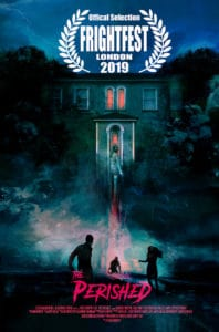 the perished festival poster christopher shy 198x300 - FrightFest 2019: Record-Breaking Lineup Brings Soska Twins' RABID, Dario Argento, And Exclusive Information!