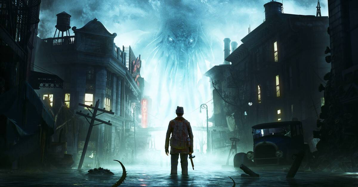the sinking city featured - THE SINKING CITY Review - That Sinking Feeling Isn't Bad Fish