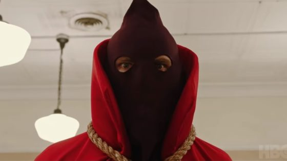 watchmen banner 560x315 - Trailer: HBO's WATCHMEN Makes Superheros Scary