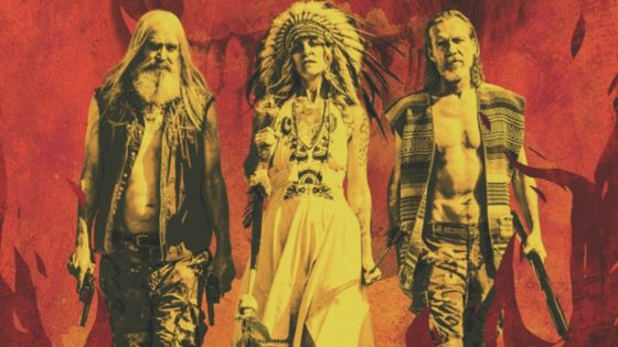 3 from hell banner 560x315 - Check Out the Latest Grindhouse Style Poster for Rob Zombie's 3 FROM HELL