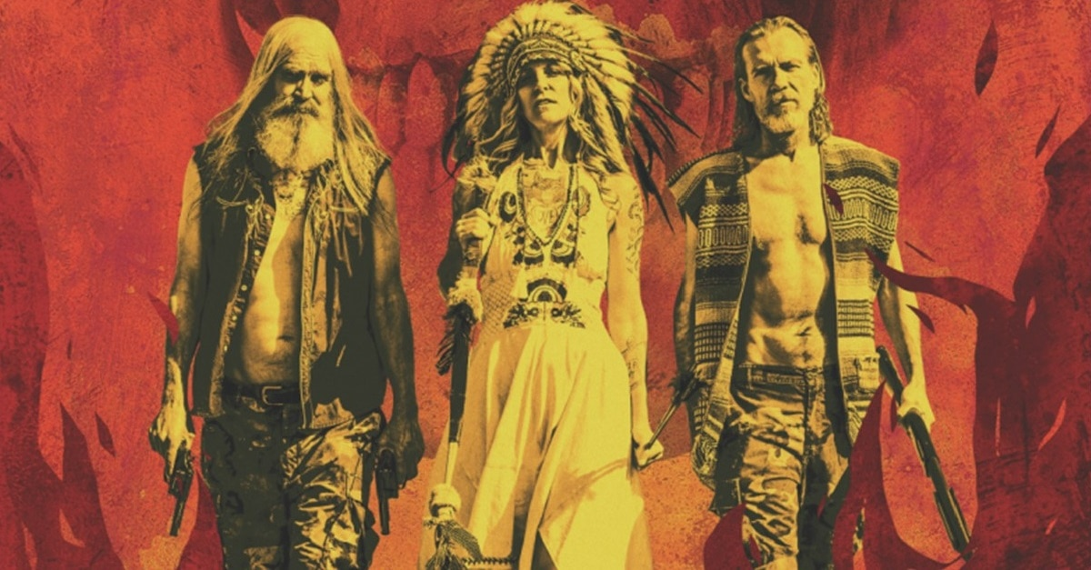 3 from hell banner - Check Out the Latest Grindhouse Style Poster for Rob Zombie's 3 FROM HELL