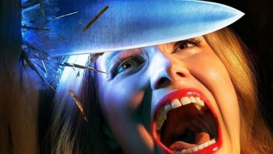 AHS 1984 Banner 560x315 - New Poster & Teaser for Slasher-Themed AMERICAN HORROR STORY: 1984