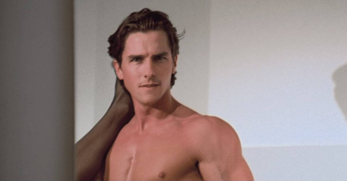 American Psycho deepfake banner - NSFW: The Deepfake Craze Continues with Tom Cruise in AMERICAN PSYCHO