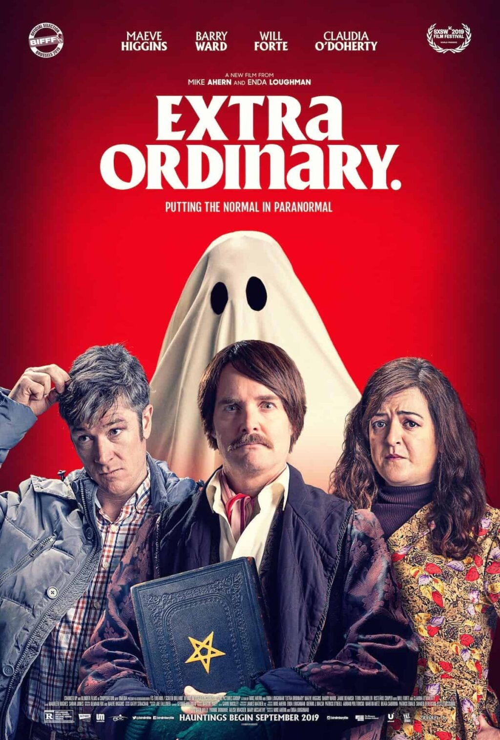 Approved ExtraOrdinary Keyart 1024x1517 - Supernatural Comedy EXTRA ORDINARY Trailer Gets Spooky GIFs