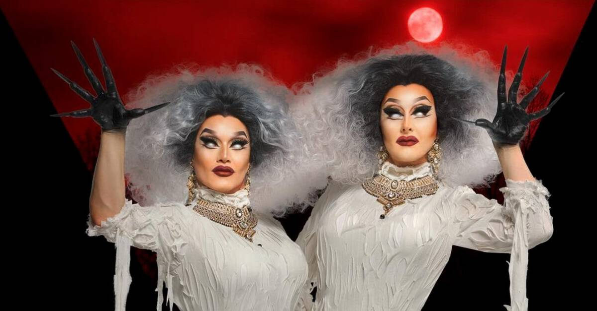 Dragula banner - Queer Horror-Themed Competition THE BOULET BROTHERS DRAGULA Season 3 Hits Amazon This Month