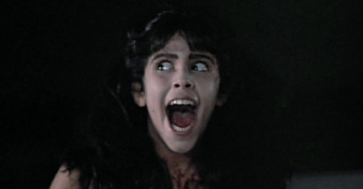 Felissa R.001 - What Makes a Scream Queen? FANGORIA's CASUALTY FRIDAY Weighs In