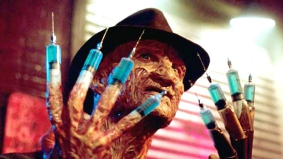"""Freddy Banner 560x315 - Robert Englund and """"Dream Warriors"""" Reuniting for Stage Reading of NOES Part 3 at the World Famous Whisky a Go-Go"""