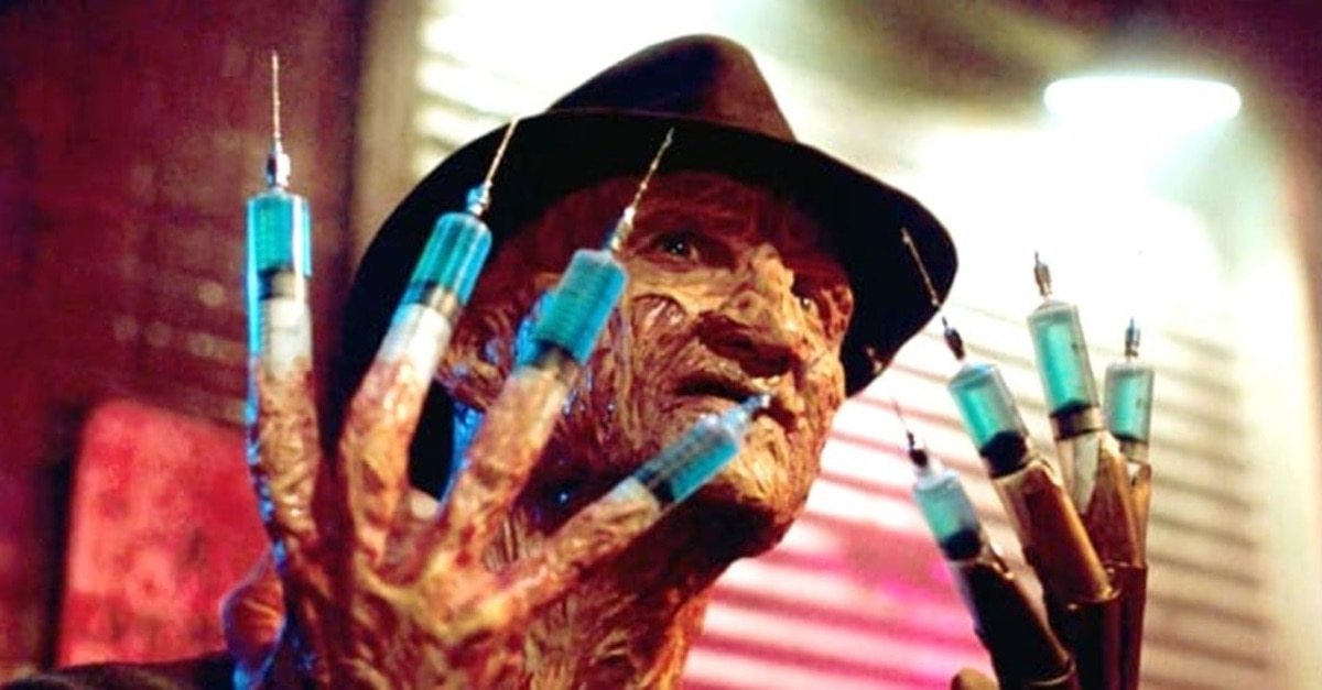 """Freddy Banner - Robert Englund and """"Dream Warriors"""" Reuniting for Stage Reading of NOES Part 3 at the World Famous Whisky a Go-Go"""