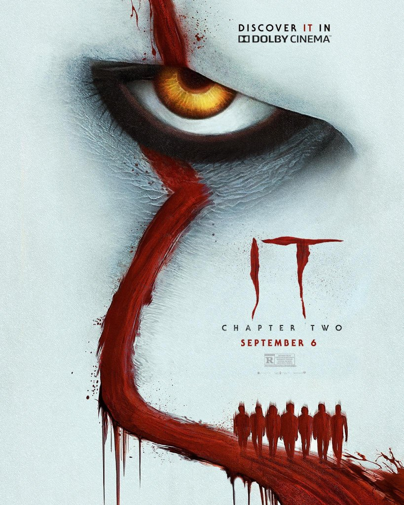 IT chapter two dolby poster - Jerry Smith's Top 10 Horror Movies of 2019