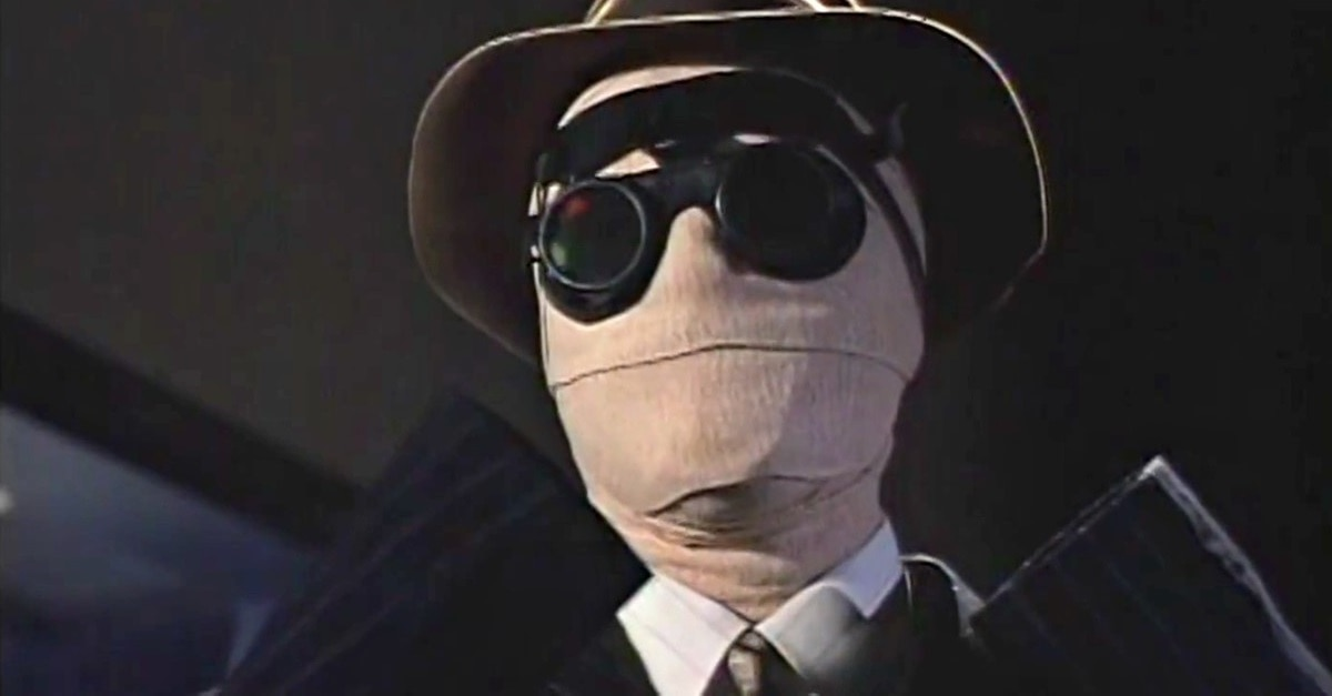 Invisible man banner - Blumhouse's INVISIBLE MAN Remake Will Materialize Sooner Than Expected