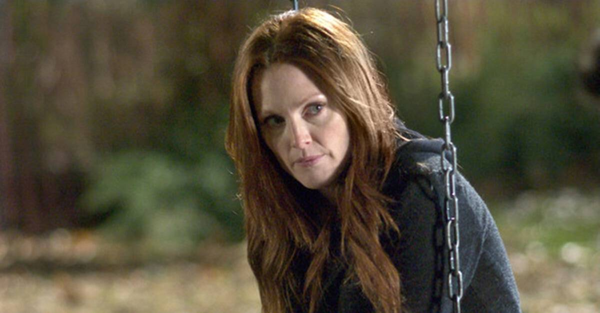 Julianne Moore Banner - Small Screen Adaptation of LISEY'S STORY by Stephen King is In the Works