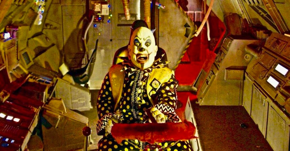 Martin Klebba Pirates as the Clown Captain 1024x479 - Exclusive: Richard Elfman Talks ALIENS, CLOWNS & GEEKS + Image Gallery