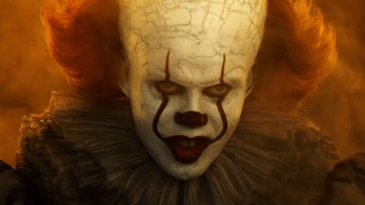 Pennywise Banner 750x422 - IT: CHAPTER TWO Director Clarifies Stephen King's Involvement in the Film