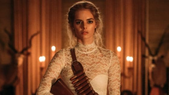 Ready or Not Banner 560x315 - Exclusive: READY OR NOT's Samara Weaving On DIY Wedding Dresses
