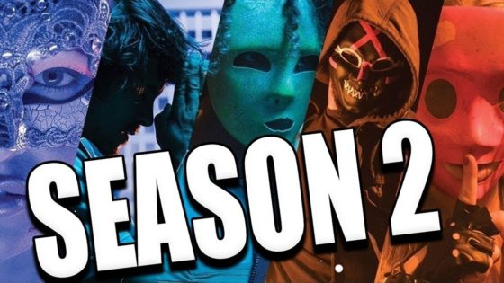 The Purge Season 2 Banner 560x315 - Trailer: THE PURGE TV Series Returns to USA Network This October