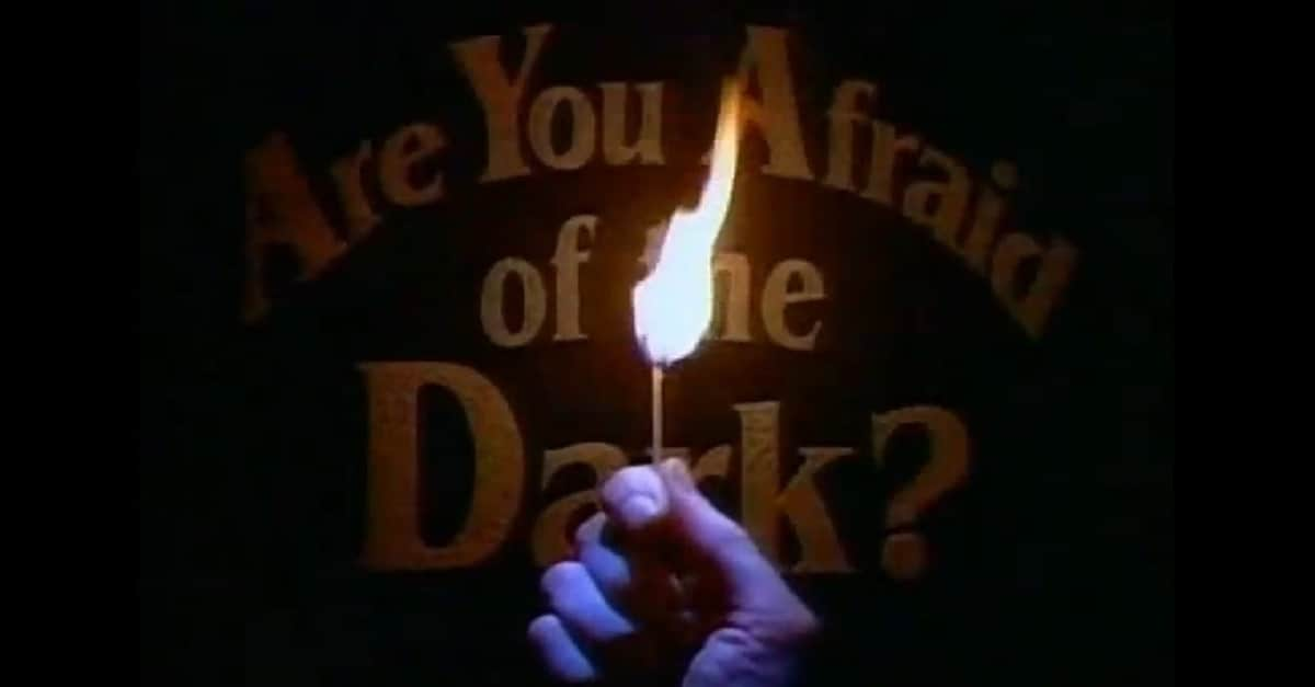 are you afraid of the dark banner - Trailer: Meet the (New) Midnight Society in Nickelodeon's ARE YOU AFRAID OF THE DARK?