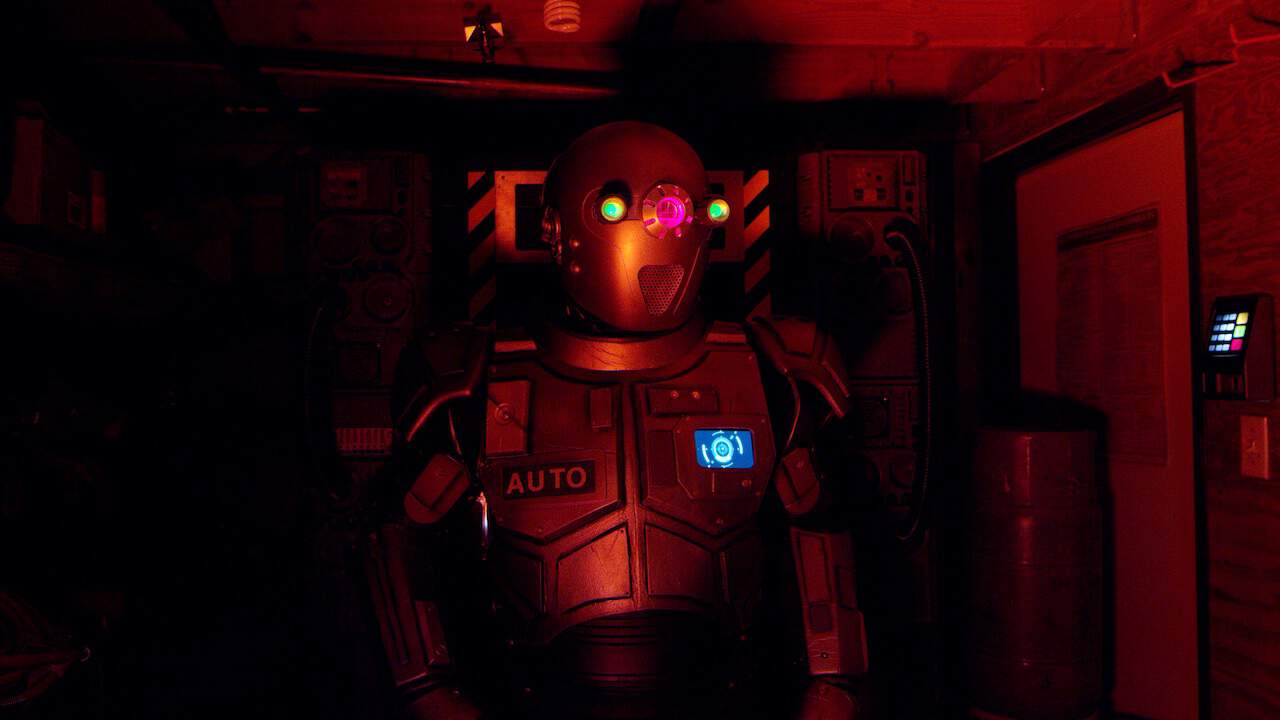 automation Auto EmergencyLights2 - AUTOMATION to Screen at SHOCKFEST in Las Vegas This Weekend
