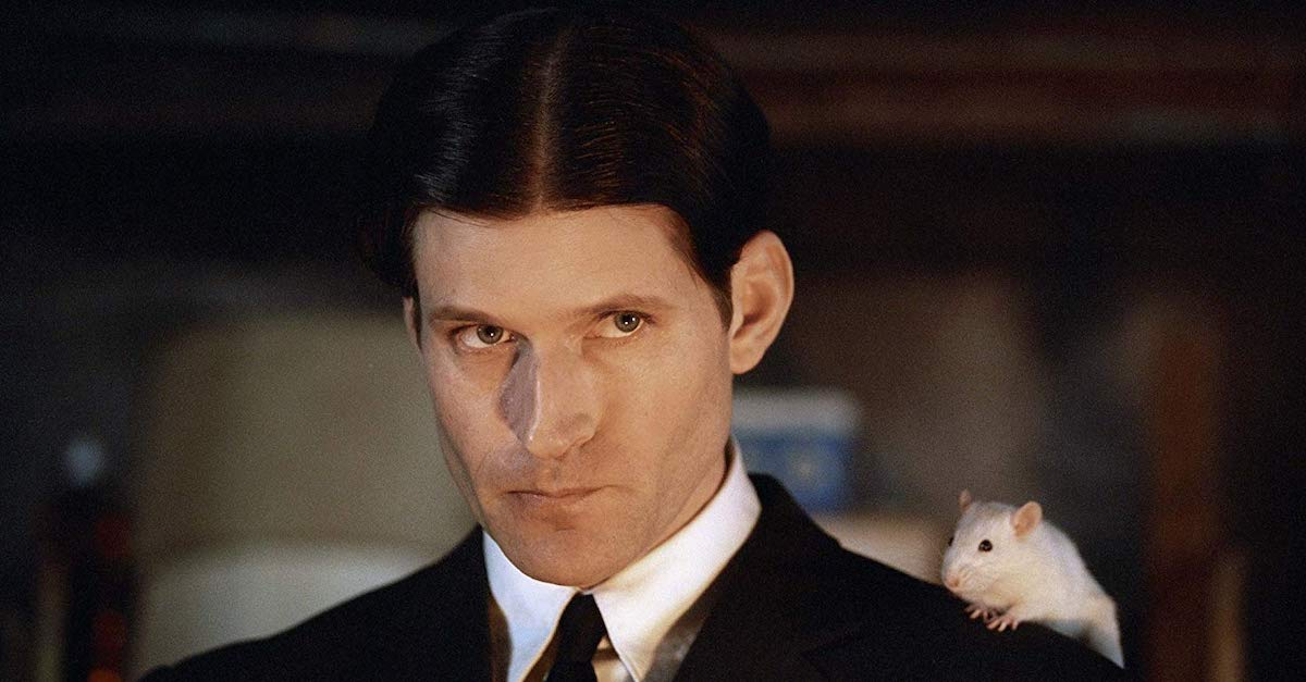 crispingloverwillardbanner - Let's Revisit That One Time Crispin Glover Released An Incredibly Weird Album