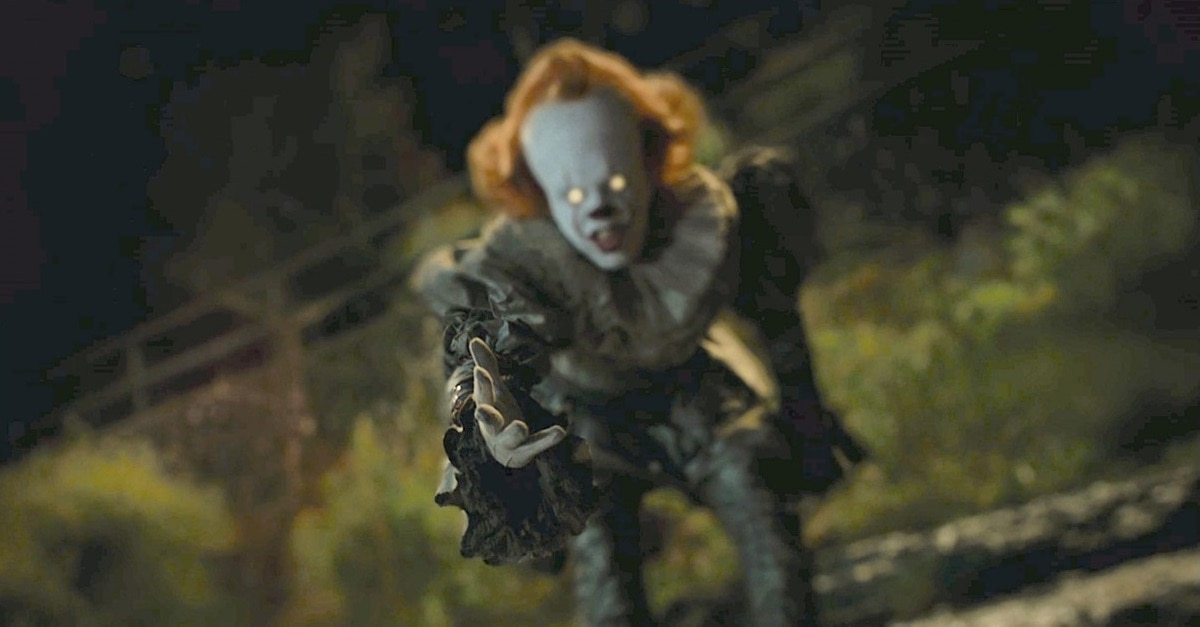 it chapter two banner 1 - IT: CHAPTER TWO Director Says Hate Crime Scene Was Essential
