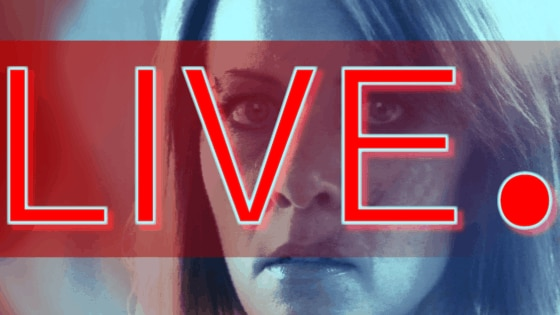 livebanner 560x315 - Exclusive: Livestreaming Gets Dark In DUST's Upcoming Short LIVE