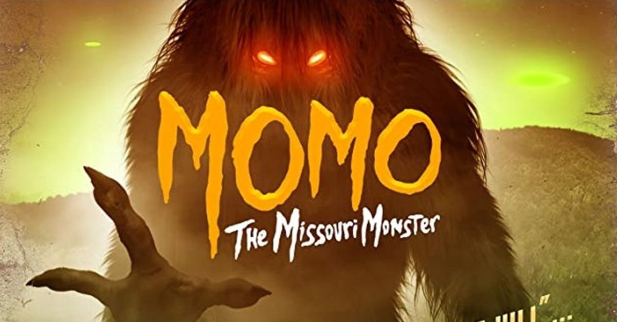 momo banner - Exclusive Trailer Premiere: Check Out the Cryptic Docudrama MOMO: THE MISSOURI MONSTER