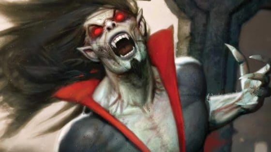 morbius marvel comic 1 560x315 - New MORBIUS THE LIVING VAMPIRE Comic Series Announced By Marvel