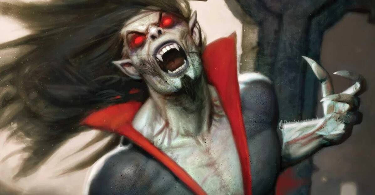 morbius marvel comic 1 - New MORBIUS THE LIVING VAMPIRE Comic Series Announced By Marvel