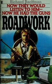 roadworknoveloff00bach - Andy Muschietti & Stephen King Reuniting for ROADWORK Feature Film