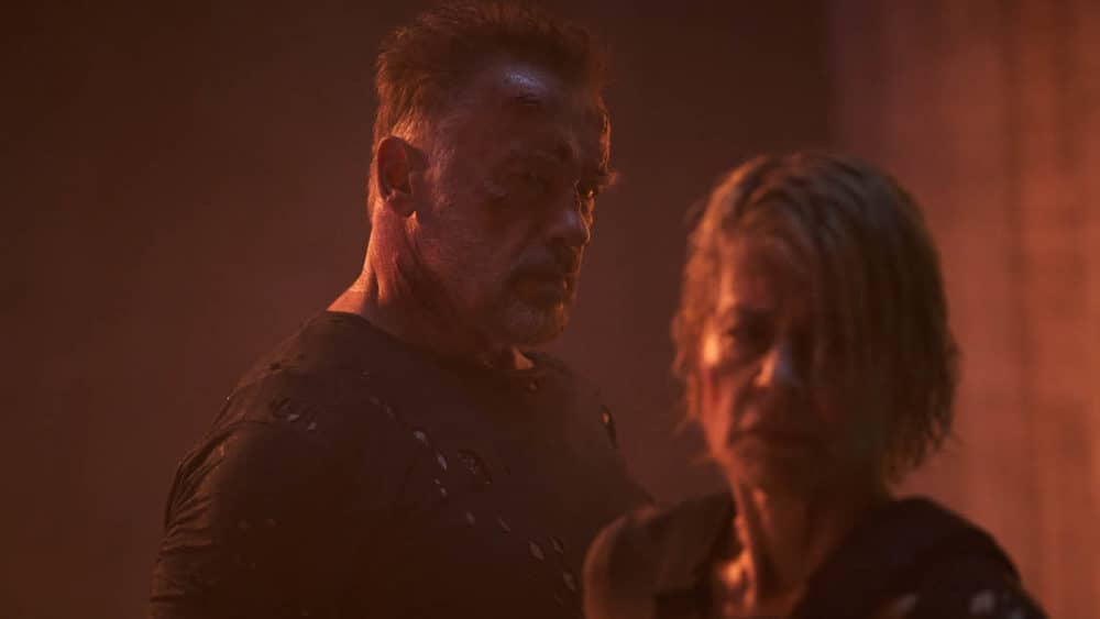 Official TERMINATOR: DARK FATE Trailer Ramps Up The Action