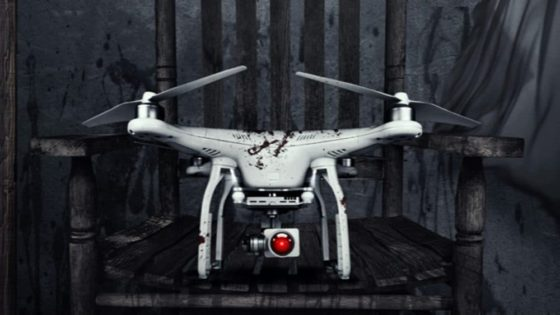 the drone review 560x315 - FrightFest 2019: THE DRONE Review - One Of The Best Possessed Object Horror Films We've Ever Seen