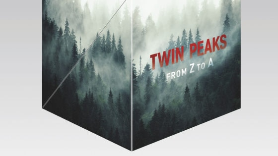 twinpeaksfromztoabanner 560x315 - TWIN PEAKS: FROM Z TO A Is A Damn Fine Collection!