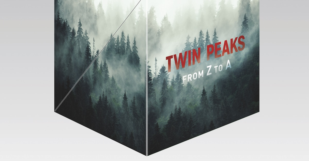 twinpeaksfromztoabanner - TWIN PEAKS: FROM Z TO A Is A Damn Fine Collection!
