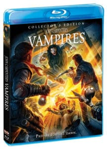 unnamed 10 216x300 - Scream Factory Releasing Collector's Edition of John Carpenter's VAMPIRES in September + Special Features