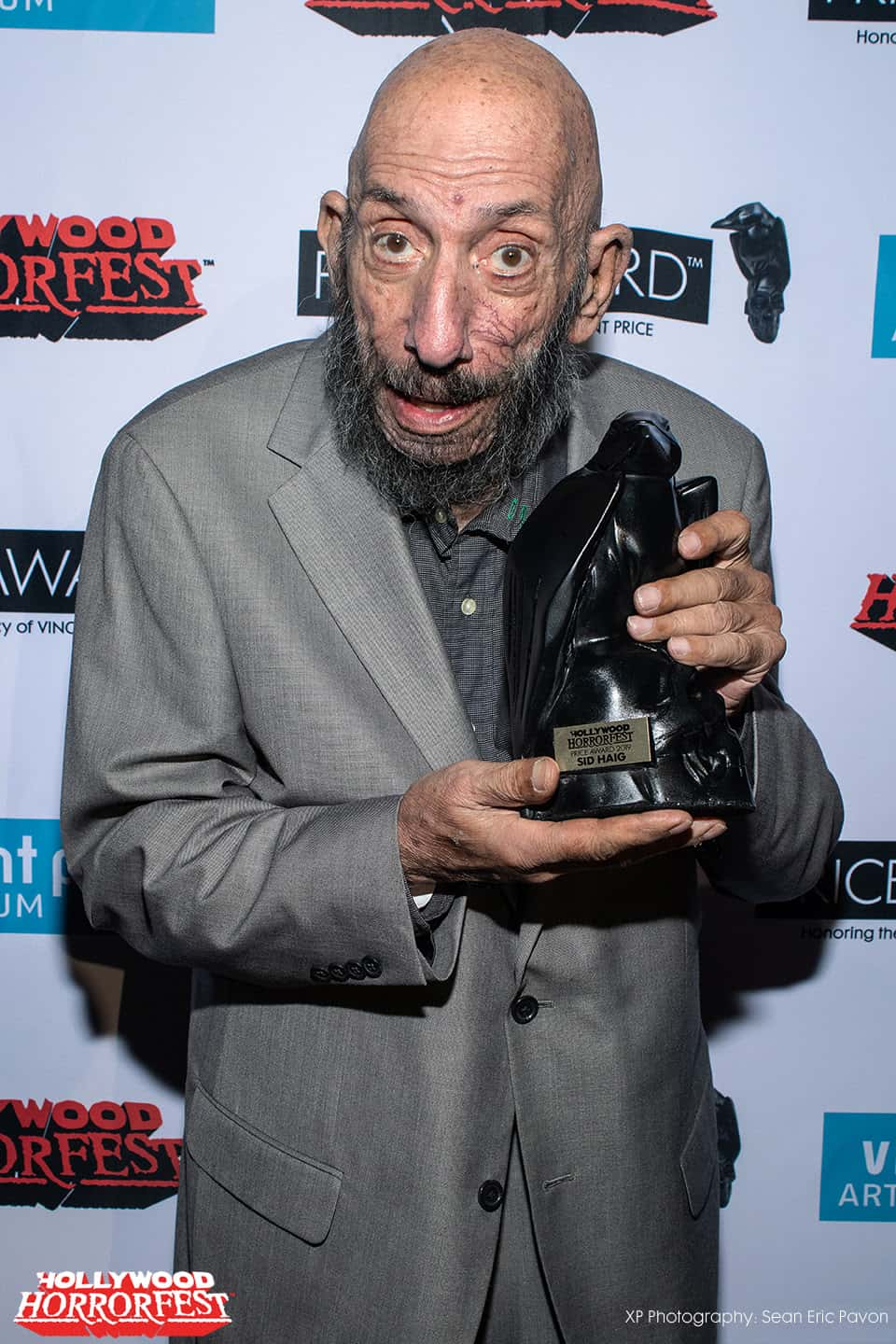 unnamed 2 - Images: Sid Haig Was Honored with the 3rd Annual Price Award