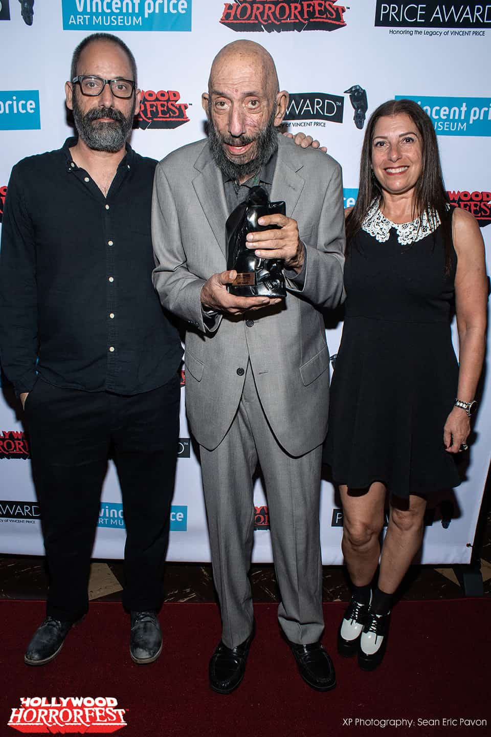 unnamed 4 - Images: Sid Haig Was Honored with the 3rd Annual Price Award