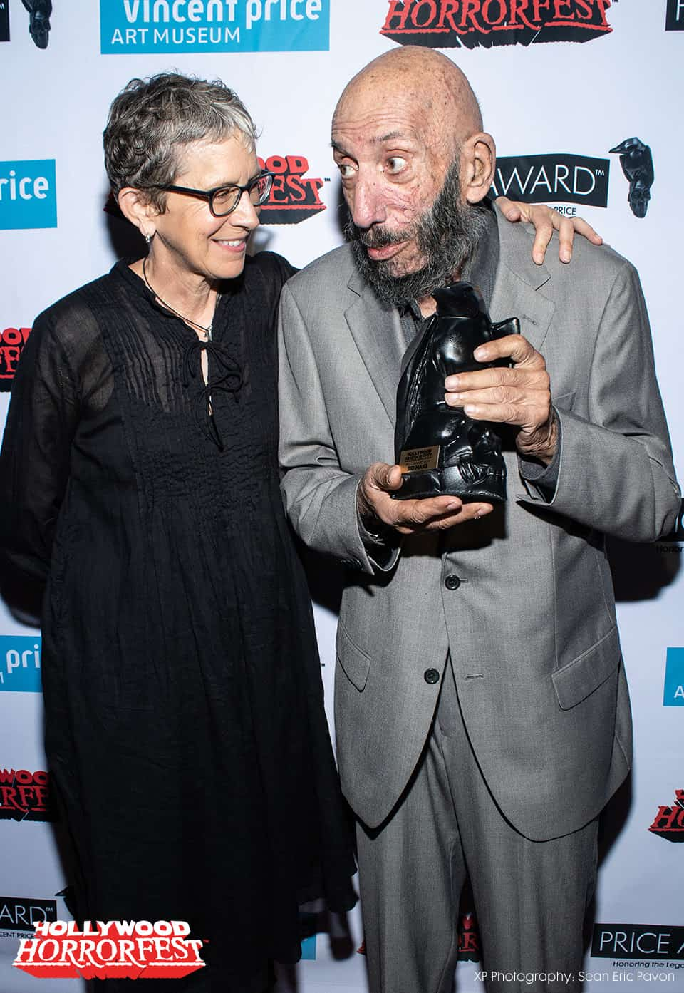 unnamed 6 - Images: Sid Haig Was Honored with the 3rd Annual Price Award