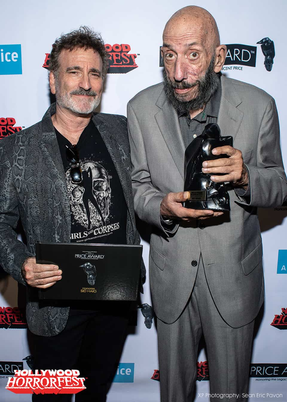 unnamed 8 - Images: Sid Haig Was Honored with the 3rd Annual Price Award