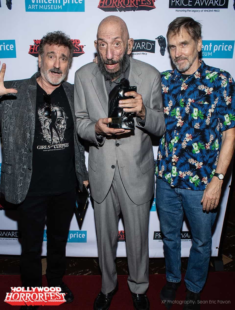 unnamed 9 - Images: Sid Haig Was Honored with the 3rd Annual Price Award