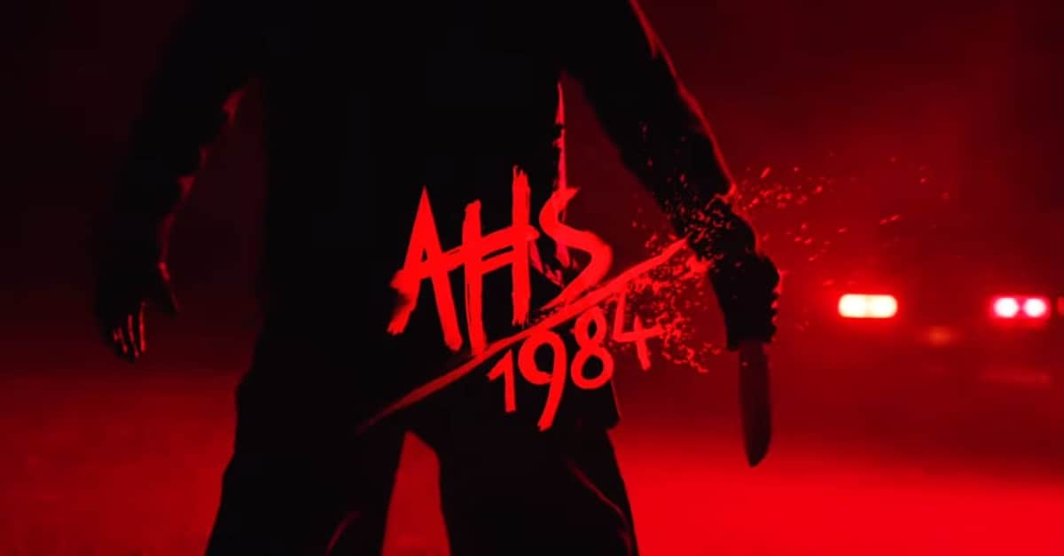 AHS 1984 Banner - How About a Trio of Teasers for AMERICAN HORROR STORY: 1984?