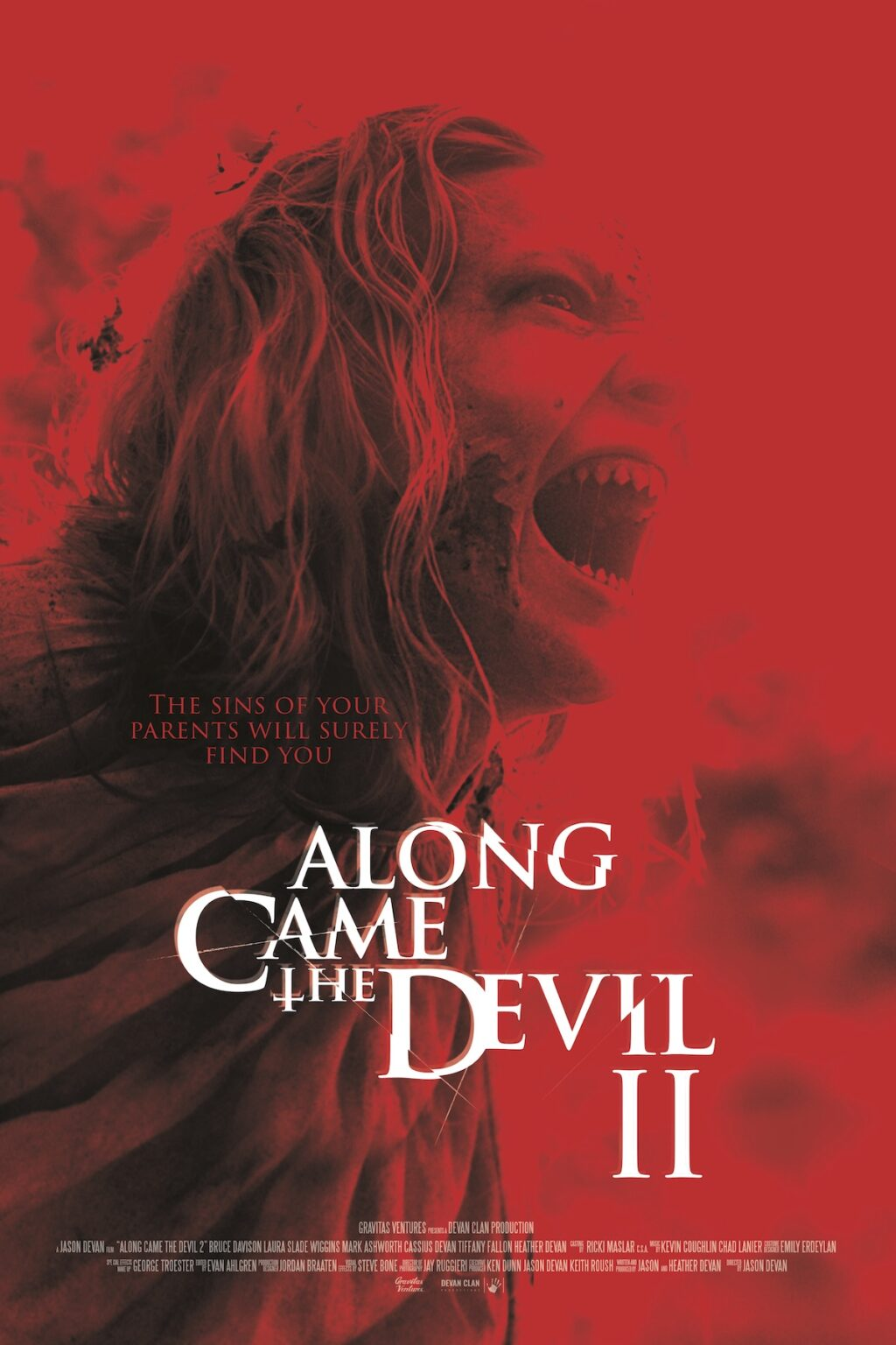 AlongCameTheDevil2poster 1024x1536 - Exclusivo ALONG CAME THE DEVIL 2 Trailer and Poster