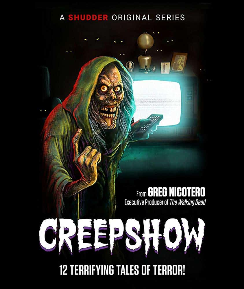 Creepshow - Interview: Geeking Out Over CREEPSHOW with Greg Nicotero