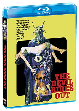 THE DEVIL RIDES OUT This October Via Scream Factory + Blu-ray Special Features - Dread Central