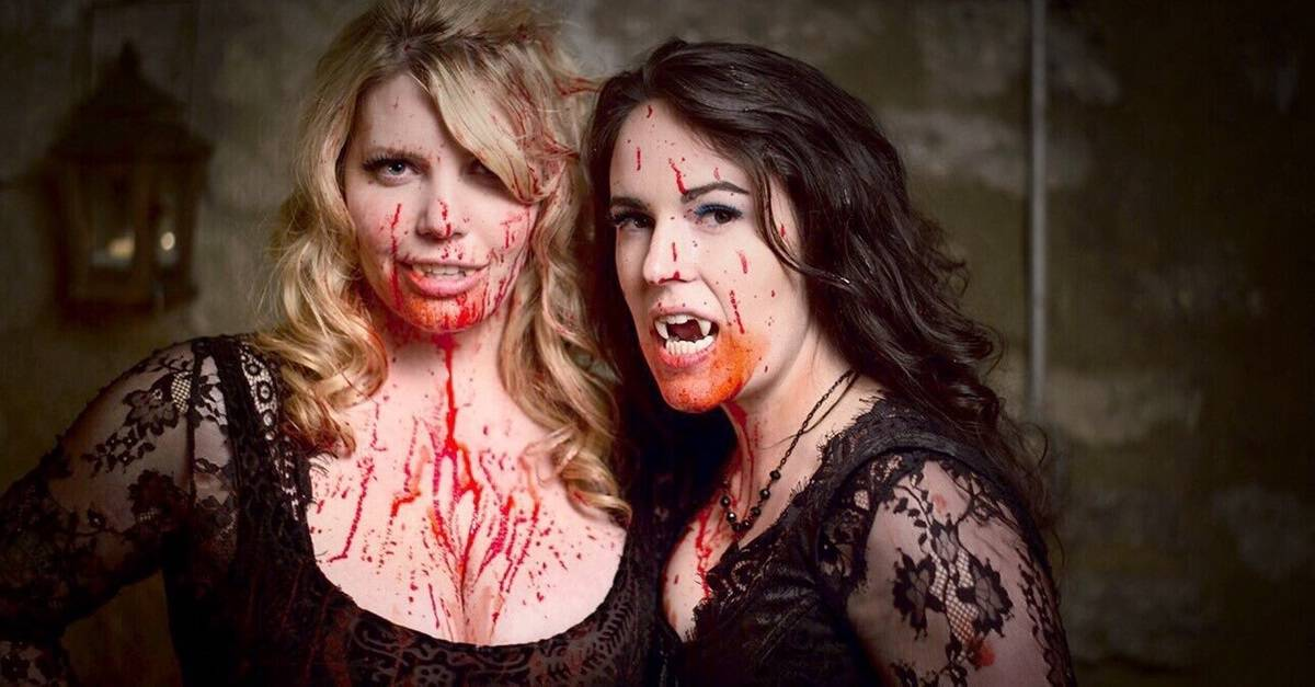 From Hell She Rises Banner - Exclusive: Ama Lea's Award-Winning Short FROM HELL, SHE RISES Debuts Online!