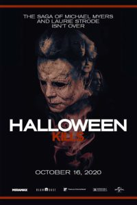Halloween Kills Poster 6 200x300 - HALLOWEEN KILLS Set to Begin Filming This Week in North Carolina