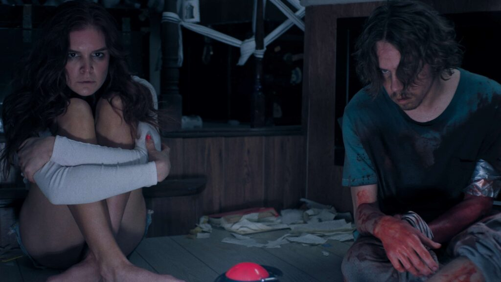 Harpoon SG 155 1024x576 - Interview: Munro Chambers on the Deranged Horror Comedy HARPOON, Doing His Own Stunts, and Albatrosses