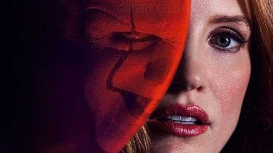 It 2 chastain banner 560x315 - Jessica Chastain Almost Had a Post-Credits Cameo in IT: CHAPTER ONE!