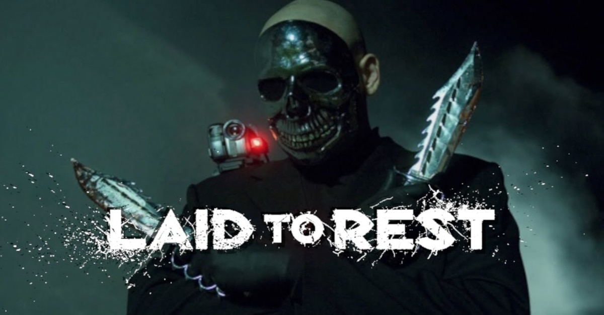 LaidToRest - Who Goes There Podcast: Ep227 - LAID TO REST