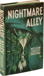 Nightmare Alley Book 176x300 - HEREDITARY's Toni Collette Joins Cast of Guillermo del Toro's NIGHTMARE ALLEY