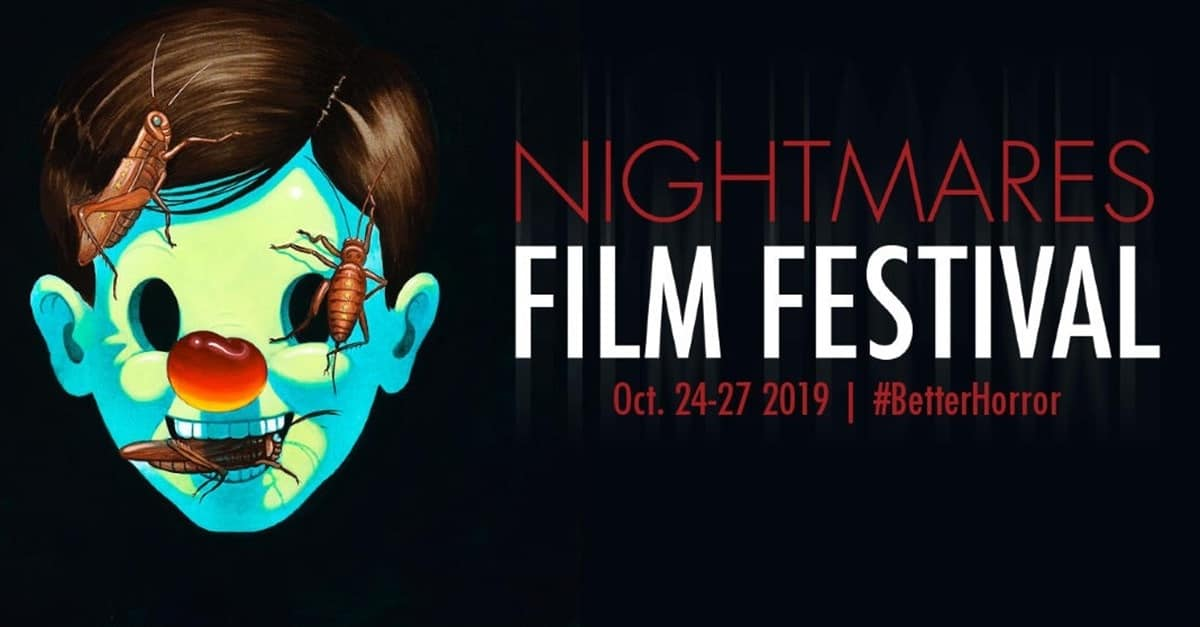 Nightmares Film Fest Banner - Nightmares Film Festival 2019 - Day One