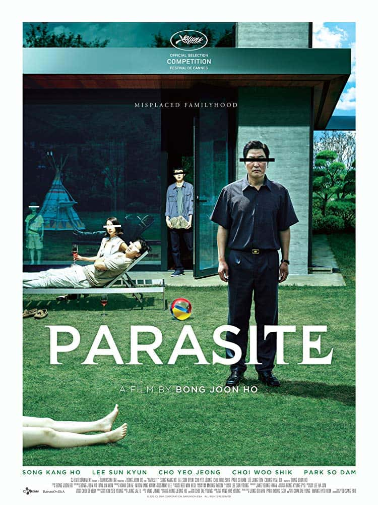Parasite Poster - PARASITE Wins Best Picture, Director & International Feature!